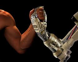 Human vs the Machine - blog post by E. Sargeant